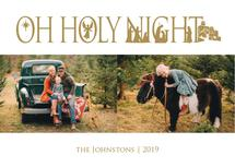 Oh Holy nNght by Jennifer Warren