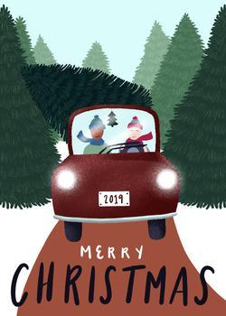 Christmas Tree Adventures