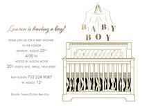 Baby Boy Shower by Nancy Jeanne Morlino
