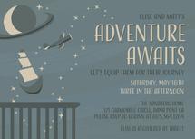 Starry Adventure Awaits by Korinn Sandberg