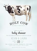 Holy Cow Baby Shower by Anna Joseph