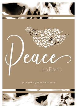Peace on Earth - Dove