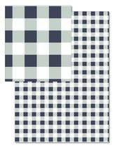 Blue Gingham by Jessica Kelemen