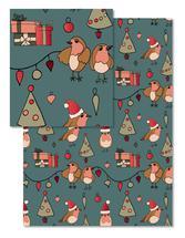 Rockin Robin Christmas by Harmony Cornwell