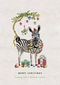 Ziggy Zebra Holidays!