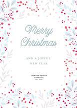 A Merry And Bright Chri... by Jenny Rajan Valiaveetil