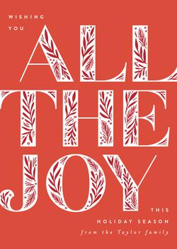All the Joy