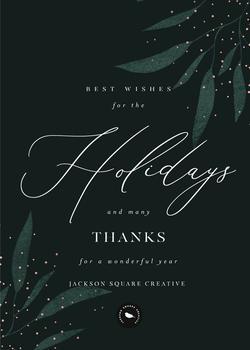 Elegant and Thankful