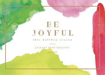Abstract Joy