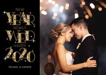 New Year Newly Wed by Debbie Quist