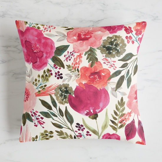 fabric - Flourishing Garden by Beth Schneider