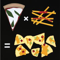 Pizza Fries Nachos