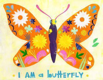 I Am a Butterfly