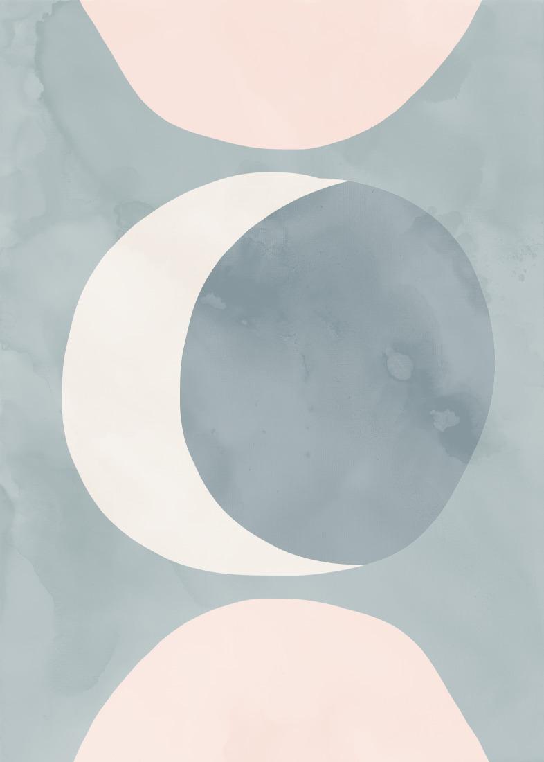 art prints - Spring Moon by Iveta Angelova