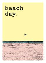 Beach Day Bliss by Shannon Kohn
