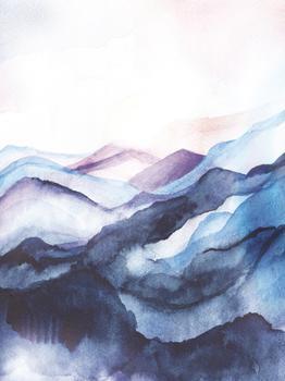 Waves Watercolor