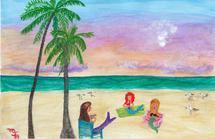 Musical Mermaids by Marie Barletta