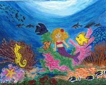 Mermaid Surprise by Marie Barletta