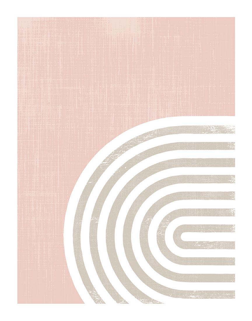 art prints - Curve Appeal I by Tanya Lee Design