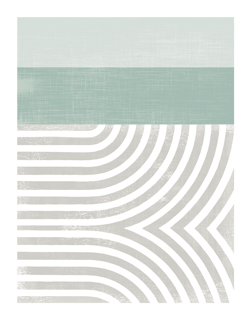 art prints - Curve Appeal VI by Tanya Lee Design