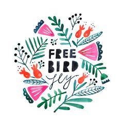 Free Bird Fly