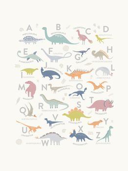 Alphabet Dinos