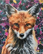 Mrs. Fox by Ashley Lane
