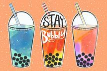 Magic Bubble Tea by Lavender Brown