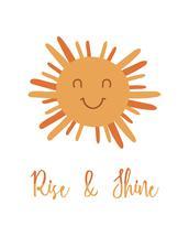 Smiling Sun by Sudevi Sen
