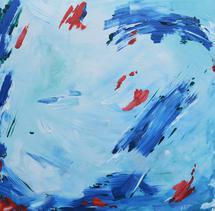 Pool Day 2 by Kelly Nicole Aiken
