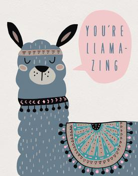 You are Llamazing