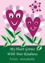 Friendship Valentine by Kristen Niedzielski