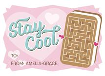 Stay Cool Maze by Shannon Kohn