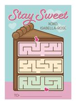 Stay Sweet Maze by Shannon Kohn