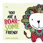 Roarsome Friend by Tazi