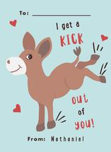 A Kick Out of You by Starry Lane Studio
