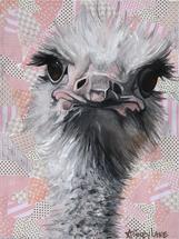 Fuzzy and Fierce by Ashley Lane