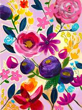Whimsical Florals by Abby Jacobs