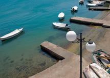 idyllic port by FRANI