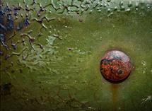 Rusty Green by Von Sides