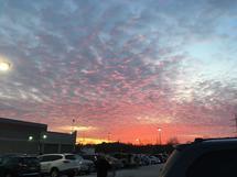 Breathtaking Sky over a... by Marie Barletta