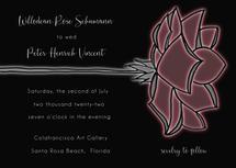 Red Rose by Von Sides