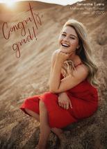 Congrats grad by Nicole Chinnici