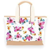 Hot Pink Weekend Bag by Kelly Nicole Aiken