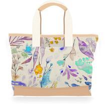 Wild Beauty Weekend Bag by Kelly Nicole Aiken