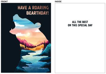 Have a Roaring Bearthday