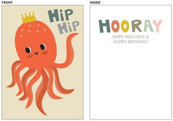 Octopus Hooray