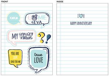 Love Notes Anniversary
