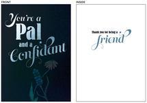 Pal & Confidant by Christina Wingfield