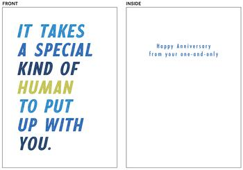 Special Human